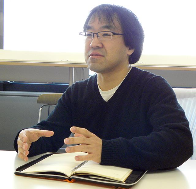 技術センター映像制作部 編集・技術統括 岡本 広 氏