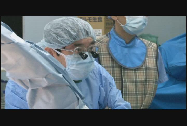 ドクター 外科医 手術 撮影現場