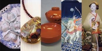 今日より明日へ繋ぐ第17回女性伝統工芸士展 ~はばたく・・・時代をこえて~作家とともに アクロス福岡