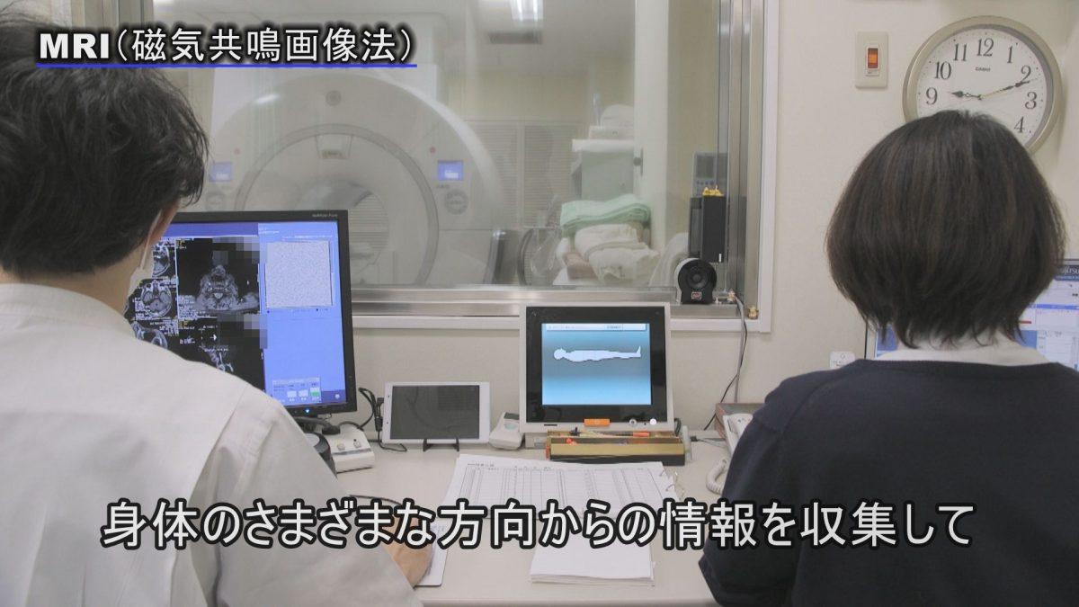ビデオ撮影病院